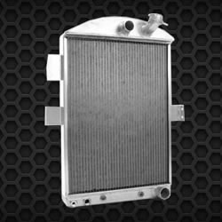 1934 Chevrolet Coupe Aluminum Radiator