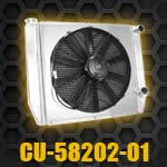 Griffin Dual  Pass Radiator CU-58202-01