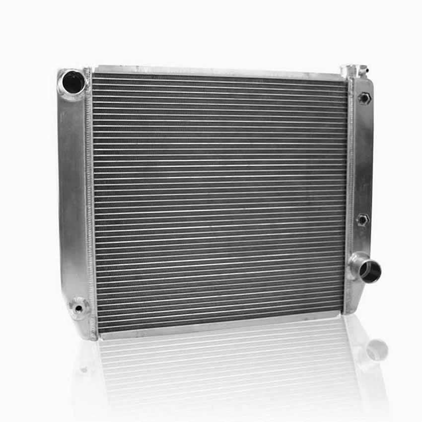 All Chevy, Dodge Racer Griffin Aluminum Radiator - Part Number 1-55202-TS