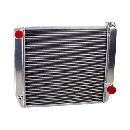 All Chevy, Dodge Racer Griffin Aluminum Radiator - Part Number 1-55202-X