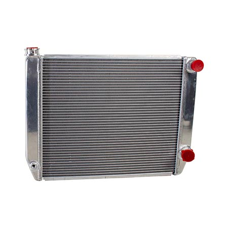 All Chevy, Dodge Racer Griffin Aluminum Radiator - Part Number 1-58222-X
