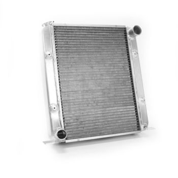 All Universal Fit Racer Griffin Aluminum Radiator - Part Number 2-26135-X