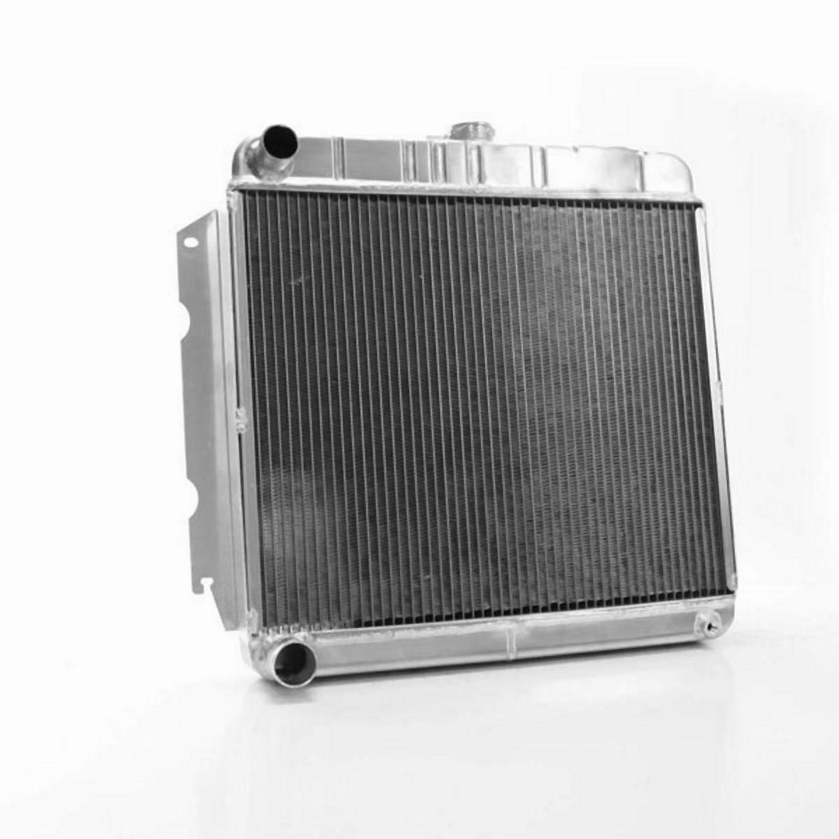 1971 Plymouth Barracuda Griffin Aluminum Radiator - Part Number 5-00028