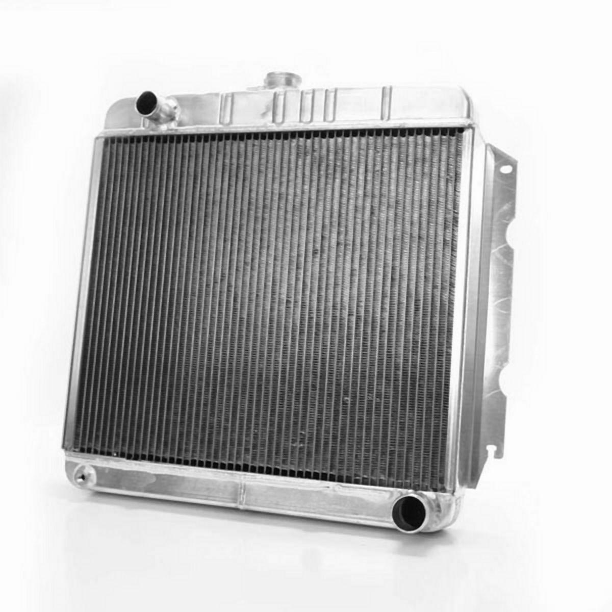 1970 Dodge Coronet Griffin Aluminum Radiator - Part Number 5-00043