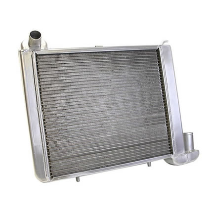 1966 Chevrolet Corvette Griffin Aluminum Radiator - Part Number 6-00061