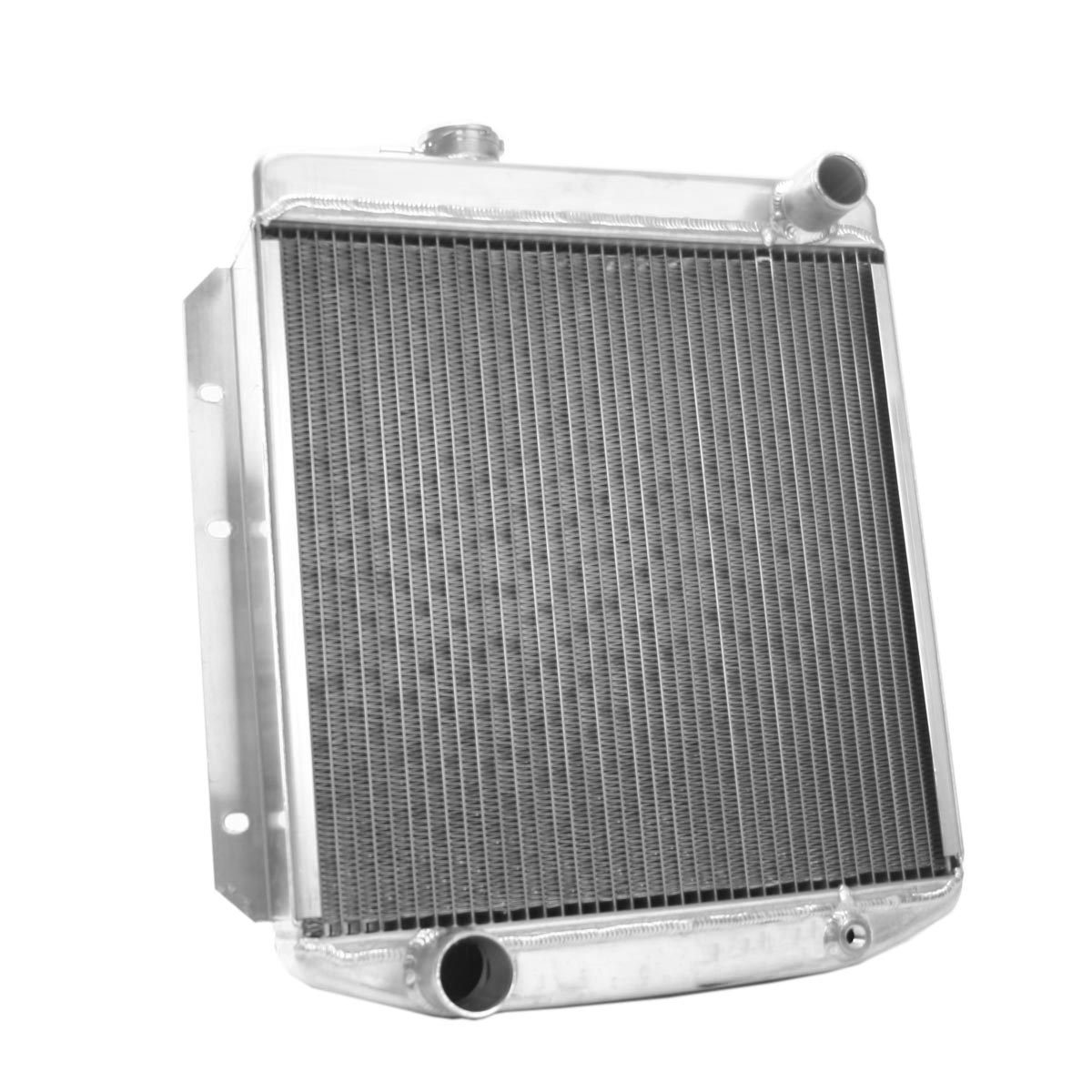 1963 Ford  Griffin Aluminum Radiator - Part Number 7-00035