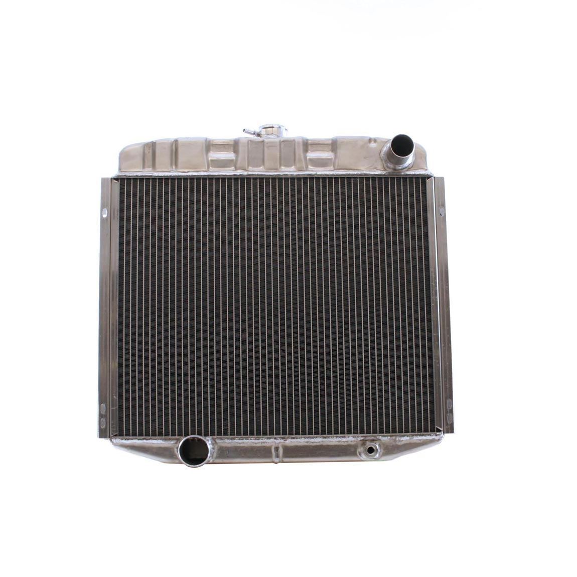 1968 Ford Mustang Griffin Aluminum Radiator - Part Number 7-00036