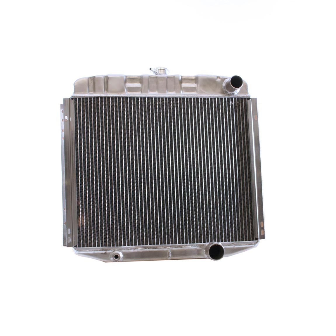 1963 Ford  Griffin Aluminum Radiator - Part Number 7-00037