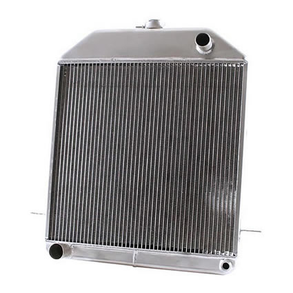1940 Ford All Griffin Aluminum Radiator - Part Number 7-00097