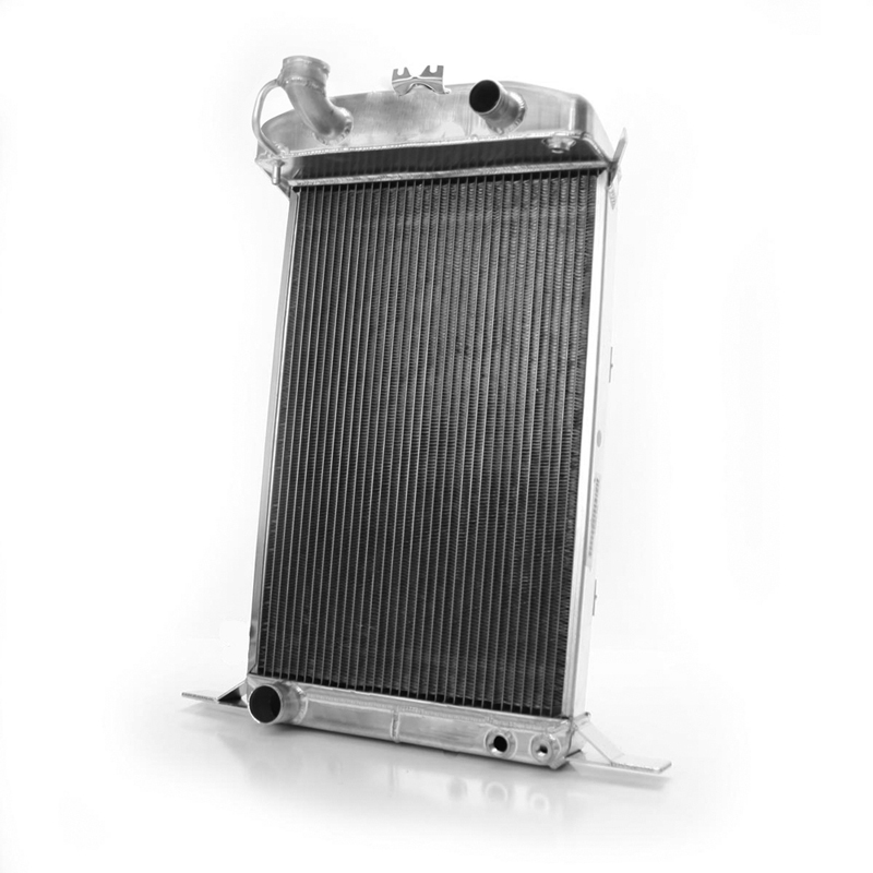 1939 Ford  Griffin Aluminum Radiator - Part Number 7-00121