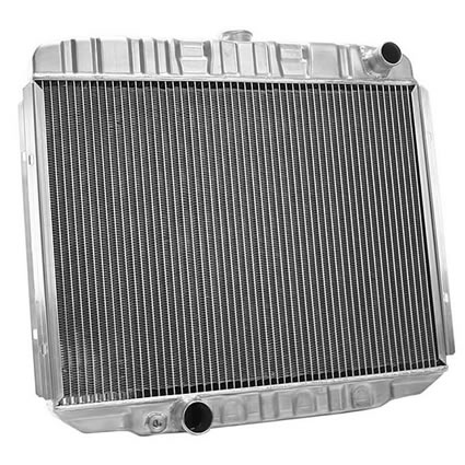 1963 Ford  Griffin Aluminum Radiator - Part Number 7-00134