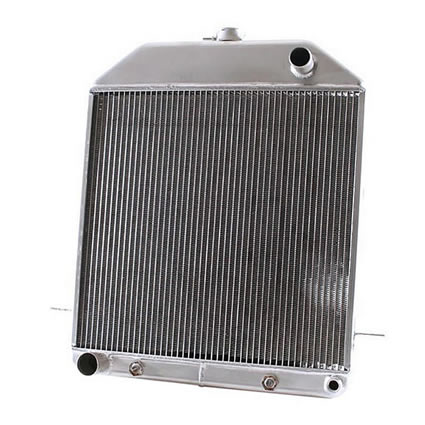 1940 Ford All Griffin Aluminum Radiator - Part Number 7-70097