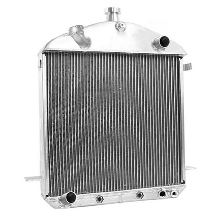 1927 Ford Model T Griffin Aluminum Radiator - Part Number 7-70129