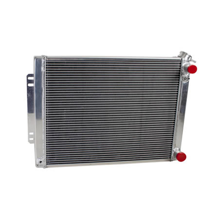 Radiator 8-00009-LS Front View