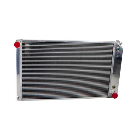 Radiator 8-70008 Front View