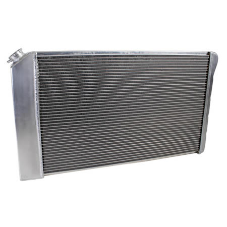 Radiator CU-00006 Back View
