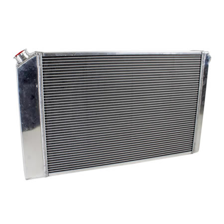 Radiator CU-00010 Back View