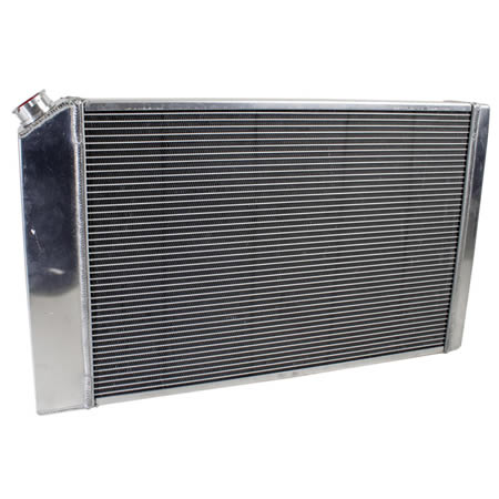 Radiator CU-00010-LS Back View