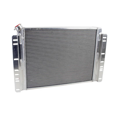 Radiator CU-00038-LS Back View
