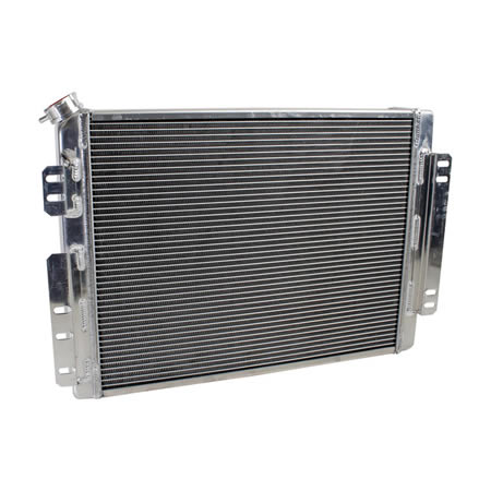 Radiator CU-70009-LS Back View