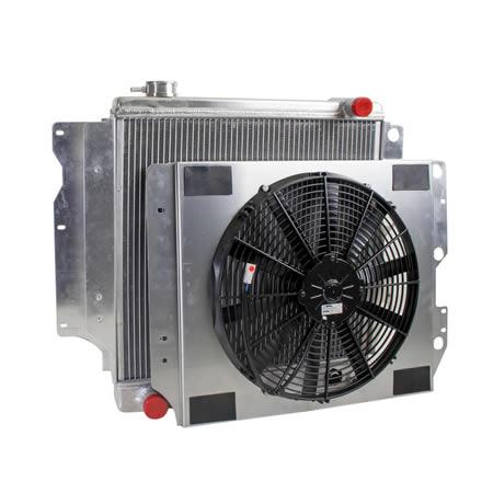 Griffin ExactFit ComboUnit Radiator CU-70032 on