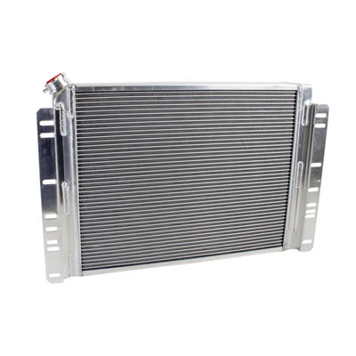Radiator CU-70038-LS Back View