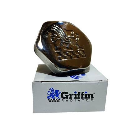 silver griffin logo