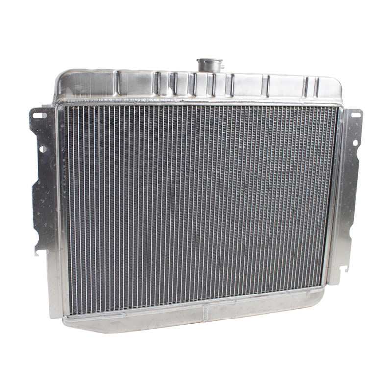 Radiator CU-00057 Back View