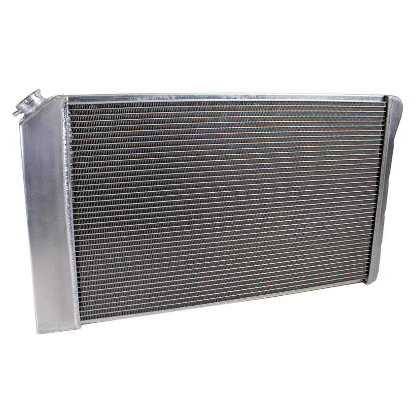 Radiator CU-70006 Back View
