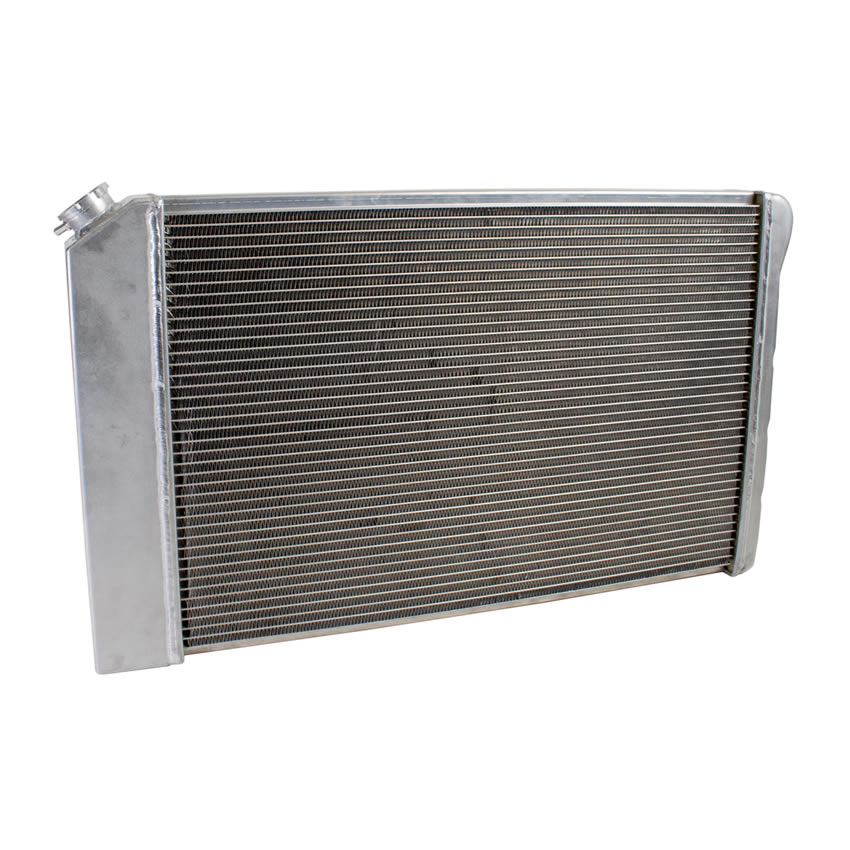 Radiator CU-70007 Back View