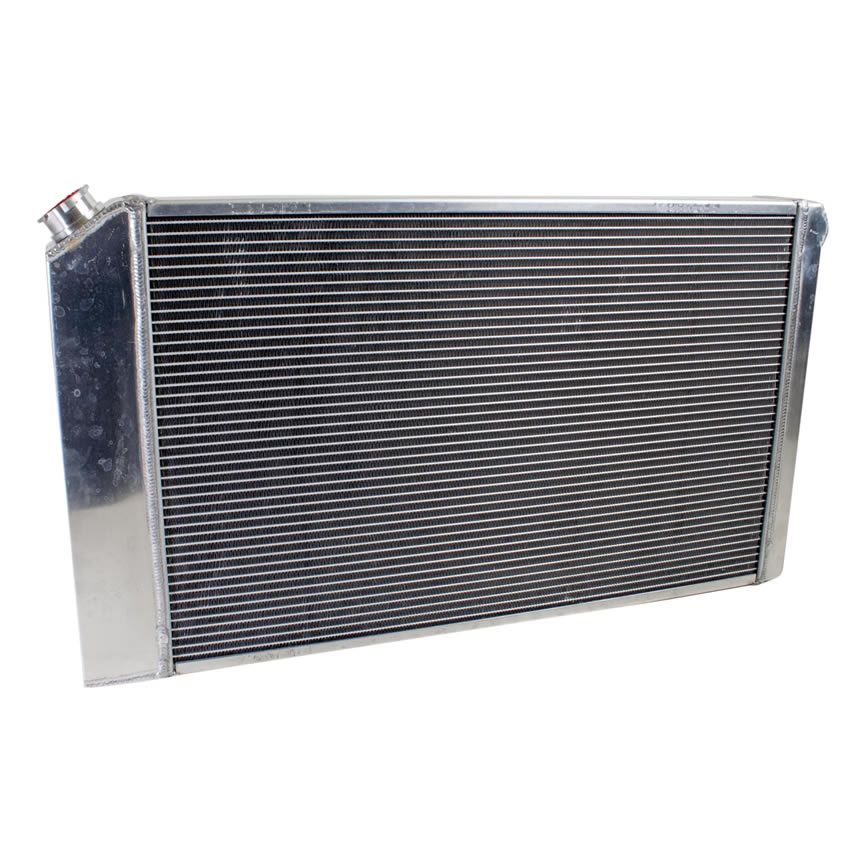 Radiator CU-70008 Back View