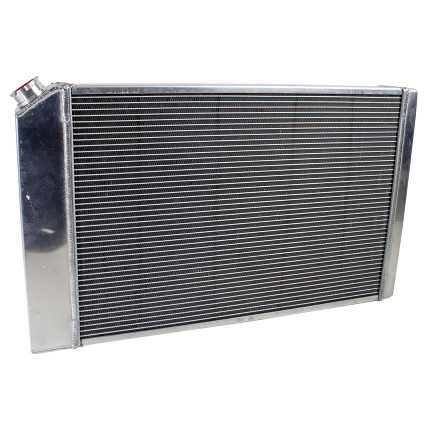 Radiator CU-70010-LS Back View
