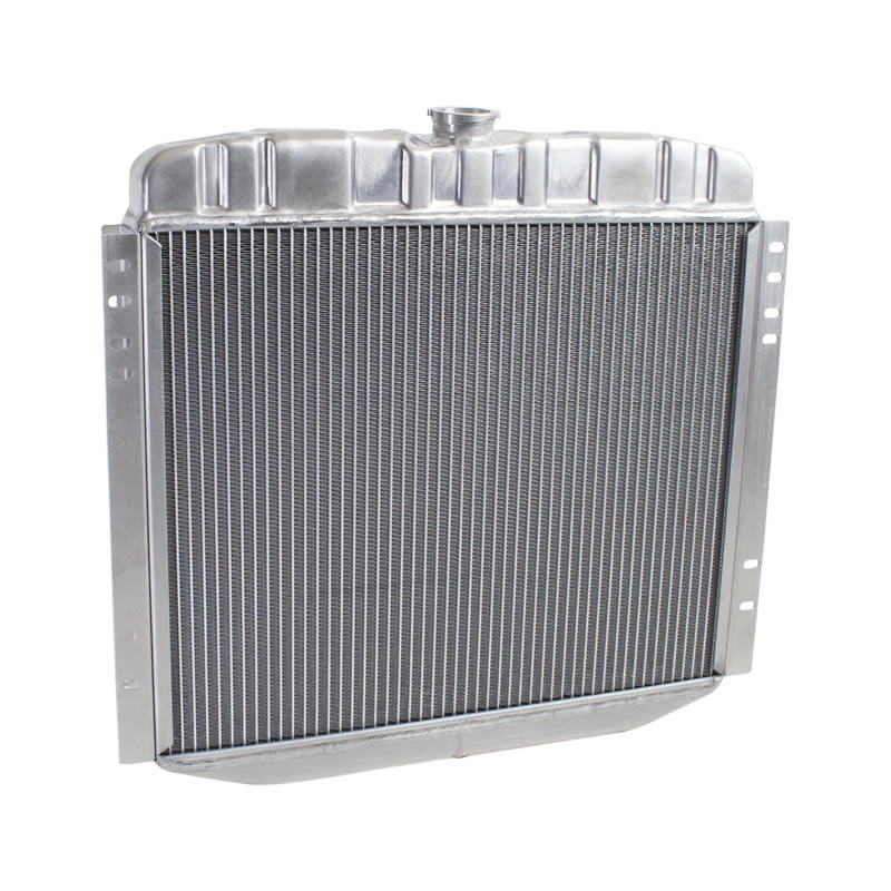 Radiator CU-70037 Back View