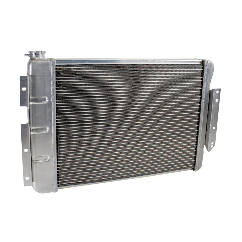 Radiator CU-70048 Back View