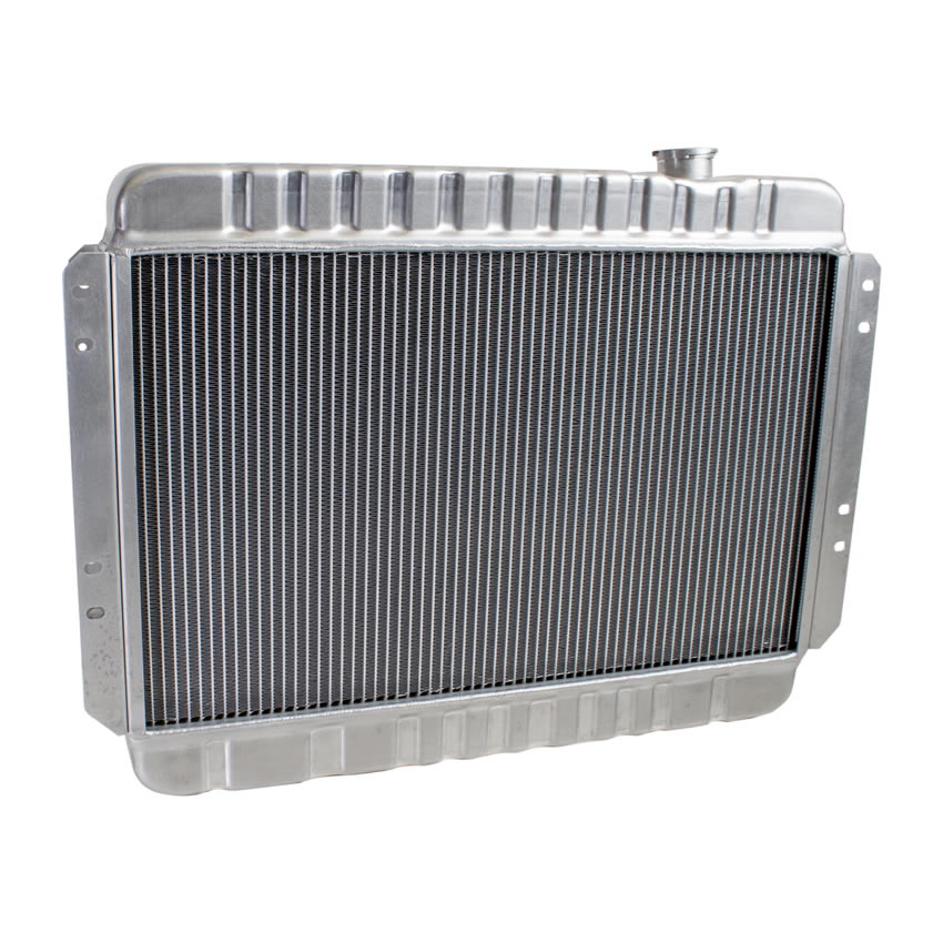 Radiator CU-70054 Back View