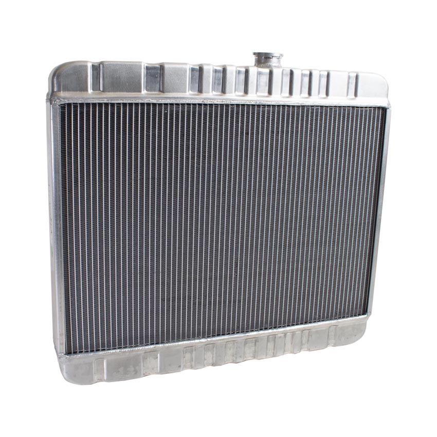 Radiator CU-70060 Back View
