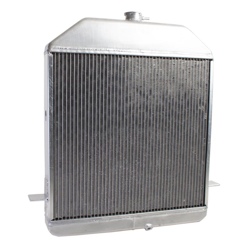 Radiator CU-70102 Back View
