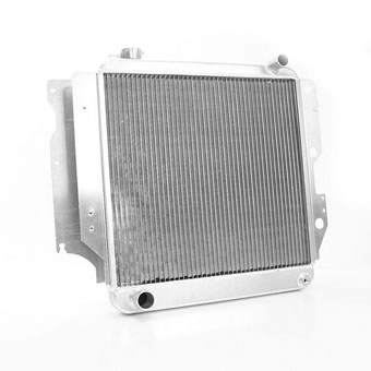 Off Road Aluminum High Performance Lightweight Griffin Radiator