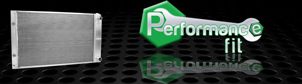 Griffin LS Swap PerformanceFit Aluminum Radiator for,