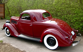 30s Ford Coupe