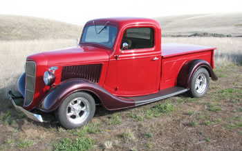 30s Ford Truck